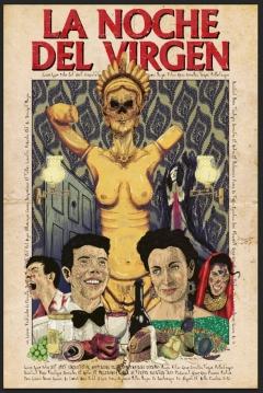 Poster La Noche del Virgen