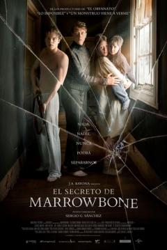 Poster El Secreto de Marrowbone