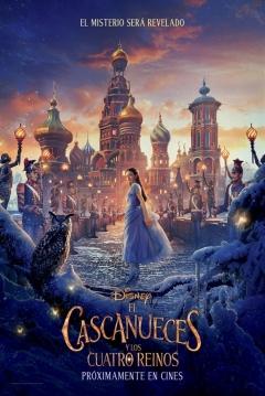 Poster El Cascanueces y los Cuatros Reinos