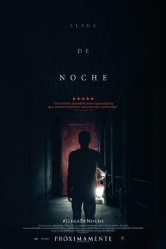 Poster Llega de Noche