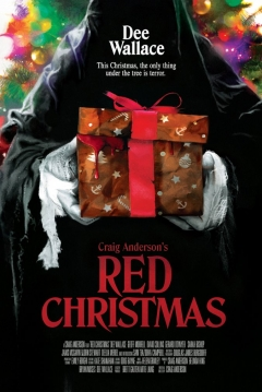 Poster Red Christmas