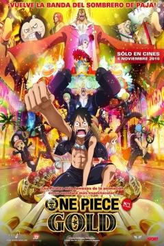 Ficha One Piece Film Gold