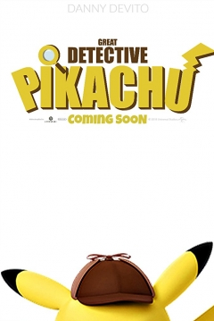 Poster Detective Pikachu