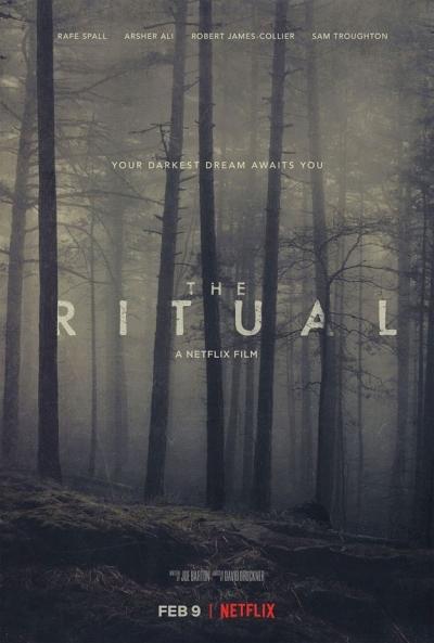 Poster El Ritual