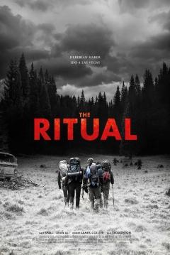 Poster The Ritual