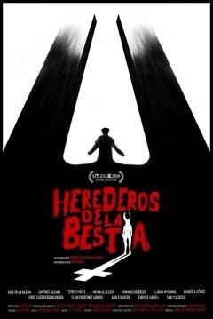 Poster Herederos de la Bestia