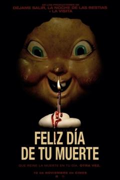 Poster Feliz Día de tu Muerte