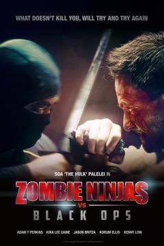 Ficha Zombie Ninjas Vs Black Ops