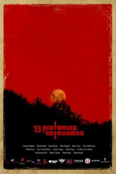 Poster 13 Weird Stories