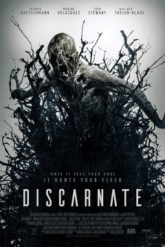 Poster Discarnate