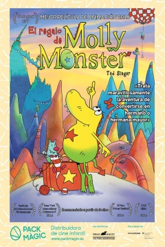 Poster El Regalo de Molly Monster
