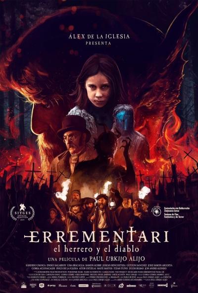 Poster Errementari: El Herrero y el Diablo
