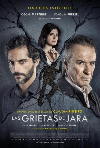 Poster Las Grietas de Jara