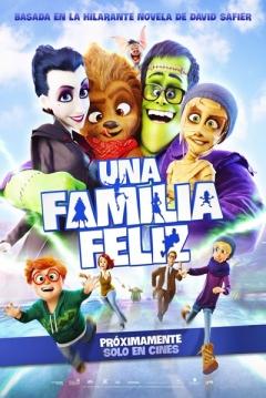 Poster Una Familia Feliz