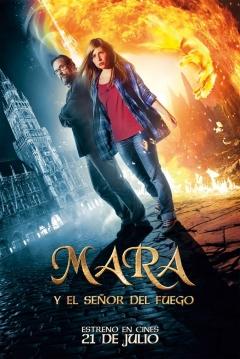 Poster Mara y el Señor del Fuego