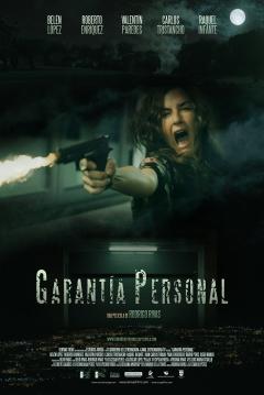 Poster Garantía Personal