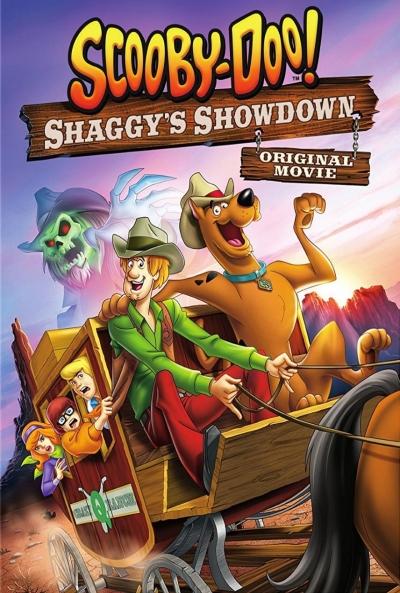 Poster Scooby-Doo! El Conflicto de Shaggy