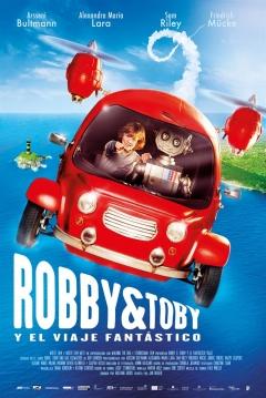 Poster Robby & Toby y el Viaje Fantástico