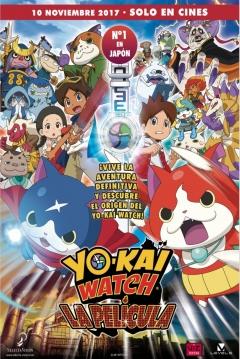 Poster Yo-Kai Watch: La Película