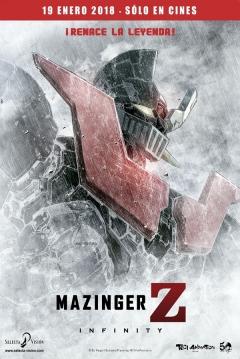 Poster Mazinger Z: Infinity
