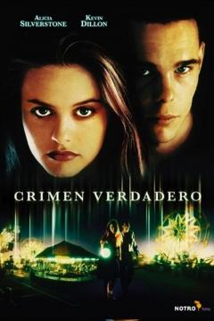 Poster Crimen Verdadero