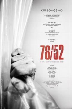 Poster 78/52:  La Escena que Cambio el Cine