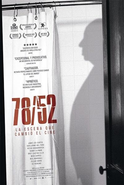 Poster 78/52:  La Escena que Cambió el Cine
