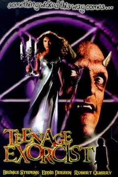Poster Teenage Exorcist