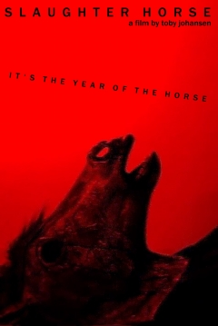 Poster Slaughter Horse