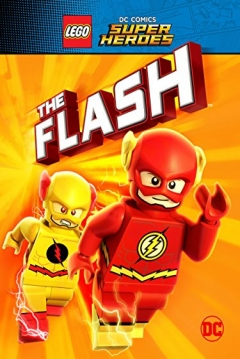 Poster Lego DC Super Heroes: Flash
