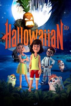 Poster Hallowaiian