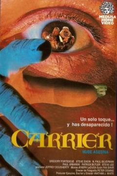 Poster Carrier: Nube Asesina