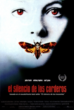 Poster El Silencio de los Corderos