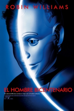 Poster El Hombre Bicentenario