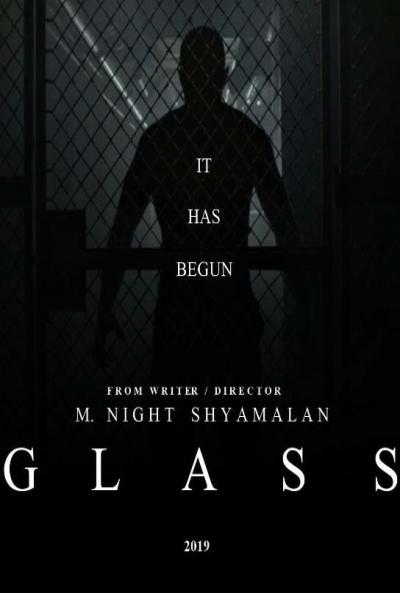 Poster Glass (El Protegido 2)