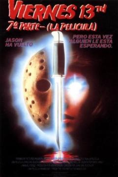 Poster Viernes 13 Parte 7: La Película (Sangre Nueva)