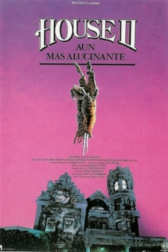 Poster House 2: A�n M�s Alucinante