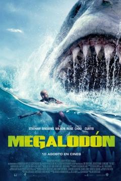 Poster Megalodón