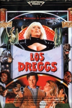 Poster Los Dreggs