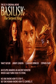 Poster Basilisko, El Rey Serpiente