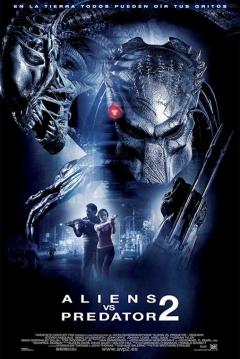 Poster Aliens vs Predator 2