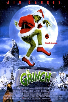 Poster El Grinch