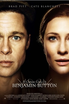 Poster El Curioso Caso de Benjamin Button