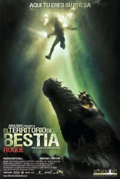 Poster El Territorio de la Bestia