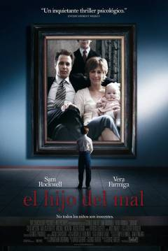 Poster El Hijo Del Mal