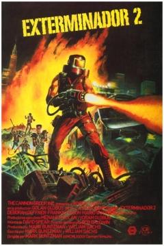 Poster El Exterminador 2