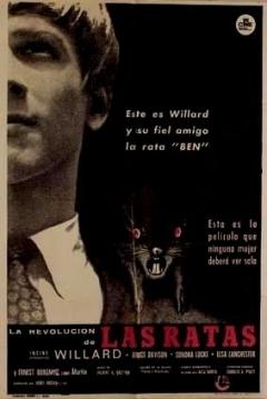 Poster La Revolución de las Ratas