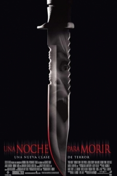 Poster Una Noche para Morir