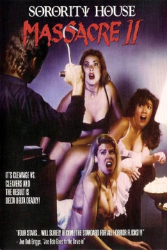 Poster Sorority House Massacre 2