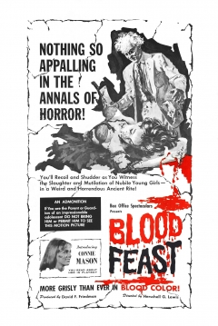 Poster Blood Feast
